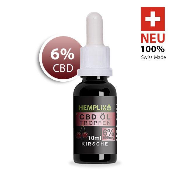 Hemplix-CBD-Öl-Kirsche